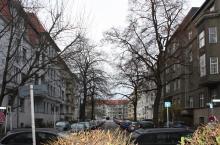 Straßenansicht Kavalierstraße