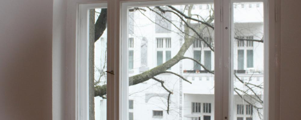 Doppelkastenfenster